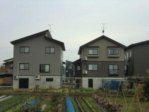 写真 2 積雪対策の住宅(新潟県)